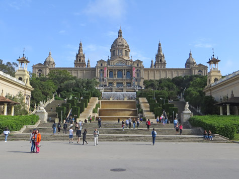 Barcelona Spain Tourist Information and Travel Guide