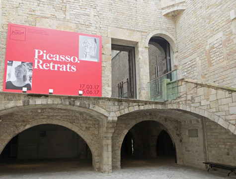 Picasso Museum, Barcelona Spain